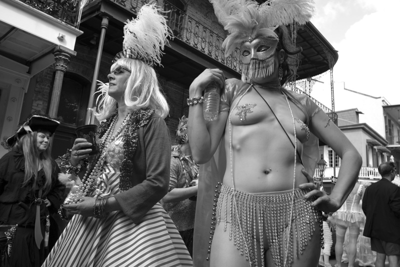 New Orleans, LAMardi Gras 2008, Feb. 2 - Feb. 5, 2008PHOTOGRAPH by STANLEY GREENE/NOOR IMAGES
